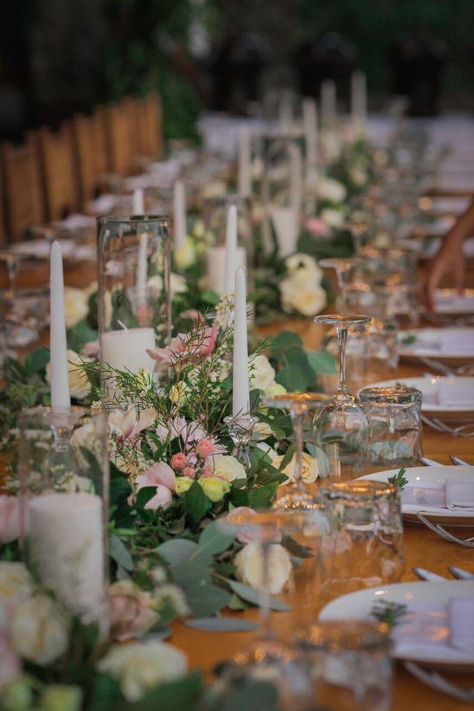 Sweet Garland Dinner by CITTA Wedding - 015
