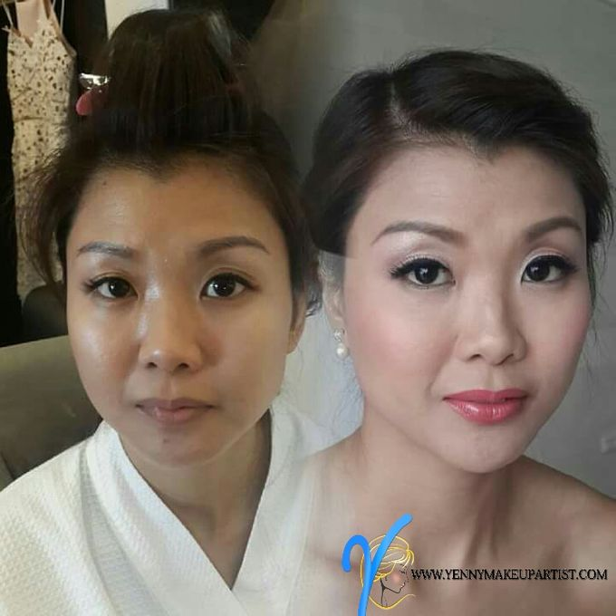 Before & After by Yenny Makeup Artist - 005
