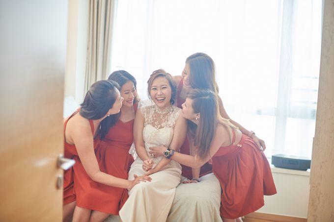 Wedding Day - Mervin & Hui Yi by Lightbox Weddings - 004