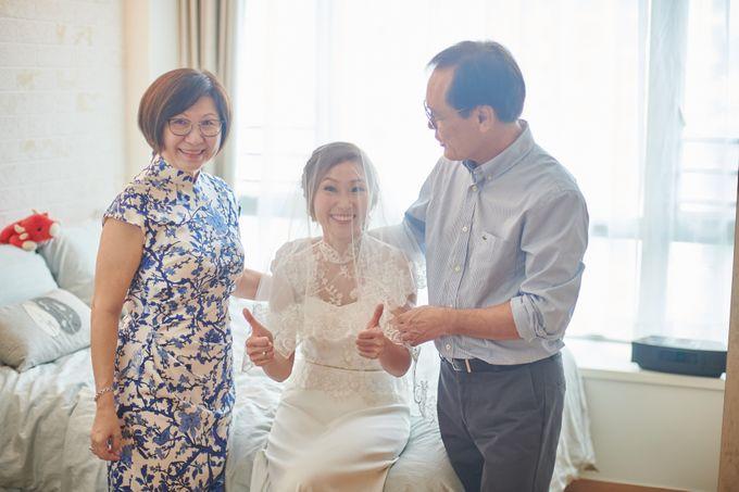 Wedding Day - Mervin & Hui Yi by Lightbox Weddings - 005