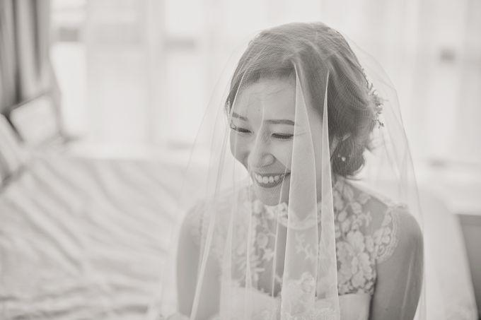 Wedding Day - Mervin & Hui Yi by Lightbox Weddings - 006