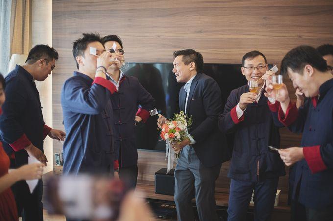 Wedding Day - Mervin & Hui Yi by Lightbox Weddings - 008