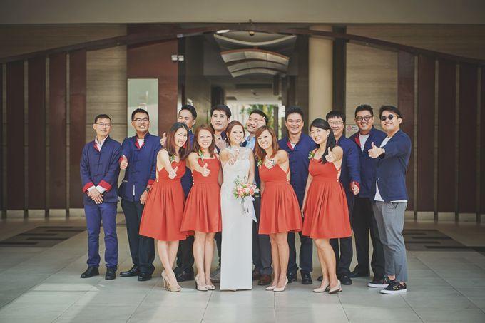 Wedding Day - Mervin & Hui Yi by Lightbox Weddings - 010