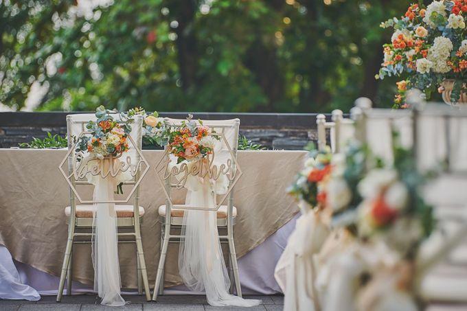 Wedding Day - Mervin & Hui Yi by Lightbox Weddings - 013