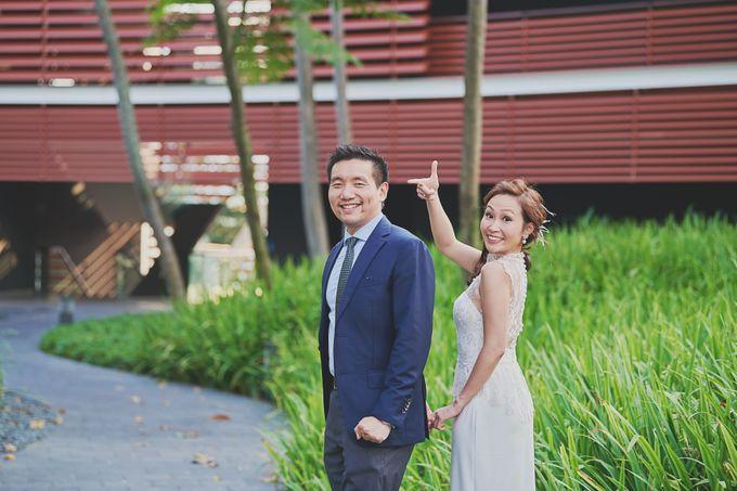 Wedding Day - Mervin & Hui Yi by Lightbox Weddings - 034