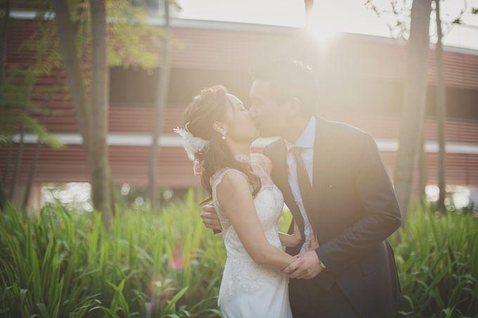 Wedding Day - Mervin & Hui Yi by Lightbox Weddings - 011