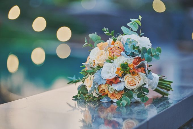 Wedding Day - Mervin & Hui Yi by Lightbox Weddings - 021