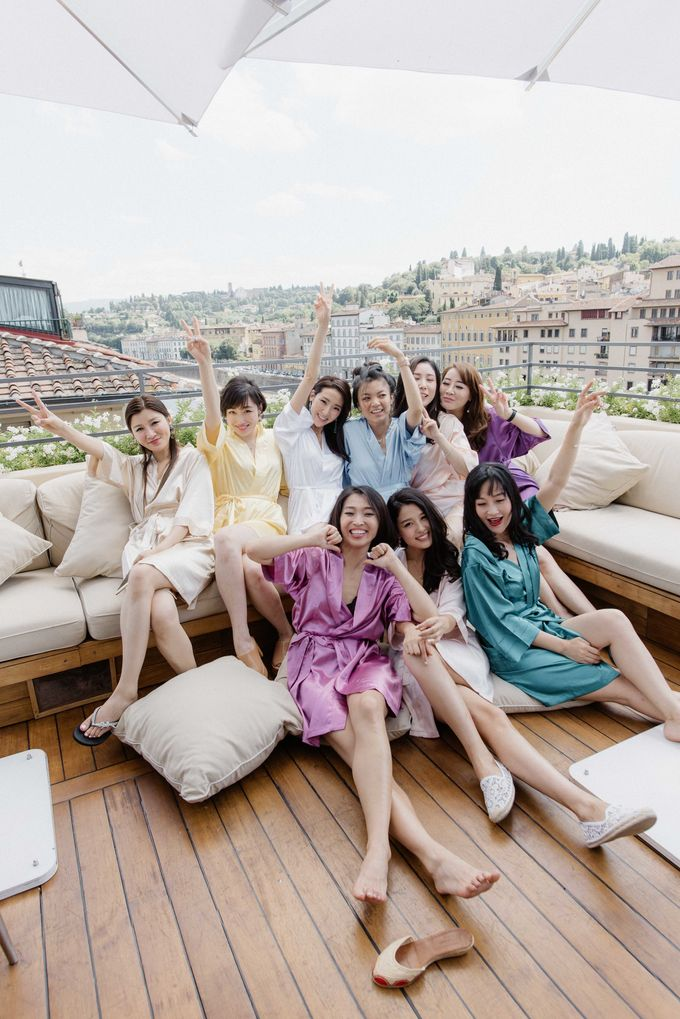 Asian wedding in Italy: when east meets Florence. by Chic Weddings - 001