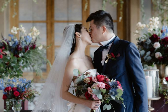 Asian wedding in Italy: when east meets Florence. by Chic Weddings - 012
