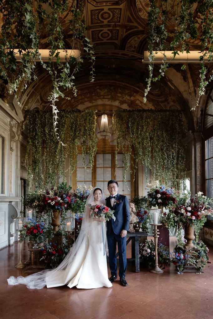 Asian wedding in Italy: when east meets Florence. by Chic Weddings - 013