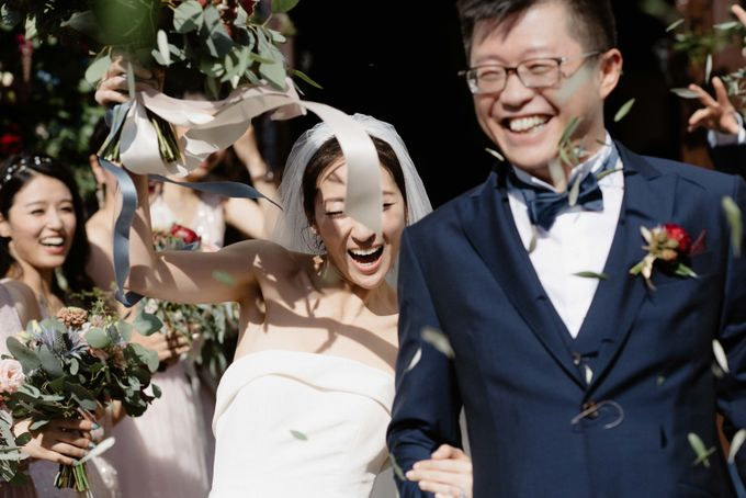 Asian wedding in Italy: when east meets Florence. by Chic Weddings - 015