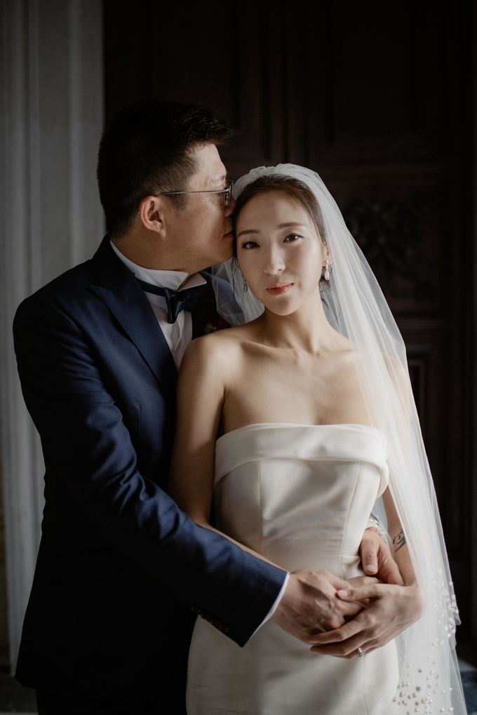 Asian wedding in Italy: when east meets Florence. by Chic Weddings - 017