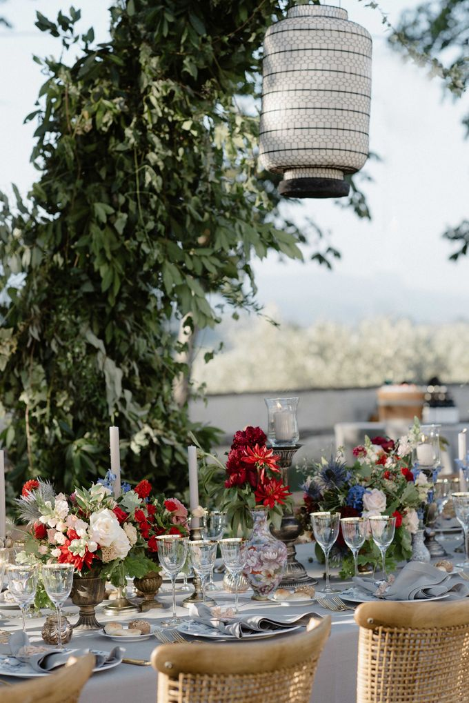 Asian wedding in Italy: when east meets Florence. by Chic Weddings - 032