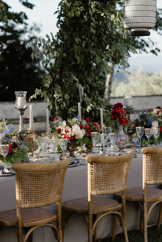 Asian wedding in Italy: when east meets Florence. by Chic Weddings - 033