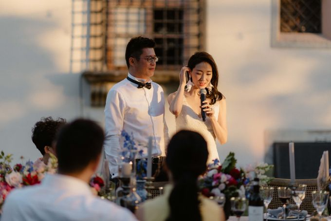 Asian wedding in Italy: when east meets Florence. by Chic Weddings - 030