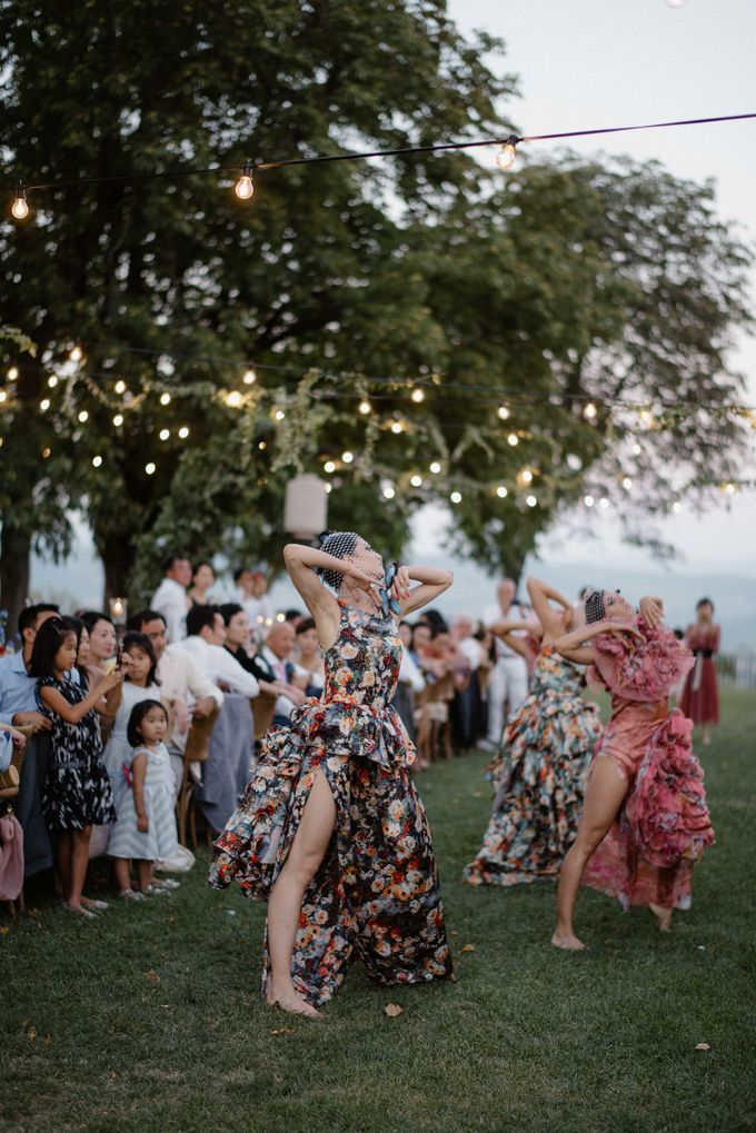 Asian wedding in Italy: when east meets Florence. by Chic Weddings - 040