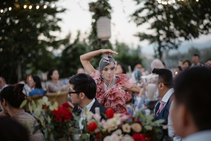 Asian wedding in Italy: when east meets Florence. by Chic Weddings - 035