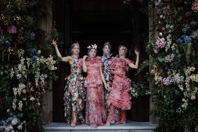 Asian wedding in Italy: when east meets Florence. by Chic Weddings - 042