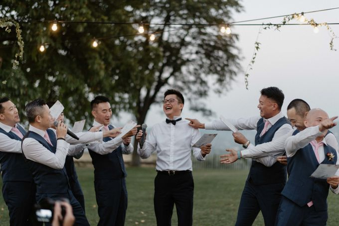 Asian wedding in Italy: when east meets Florence. by Chic Weddings - 038