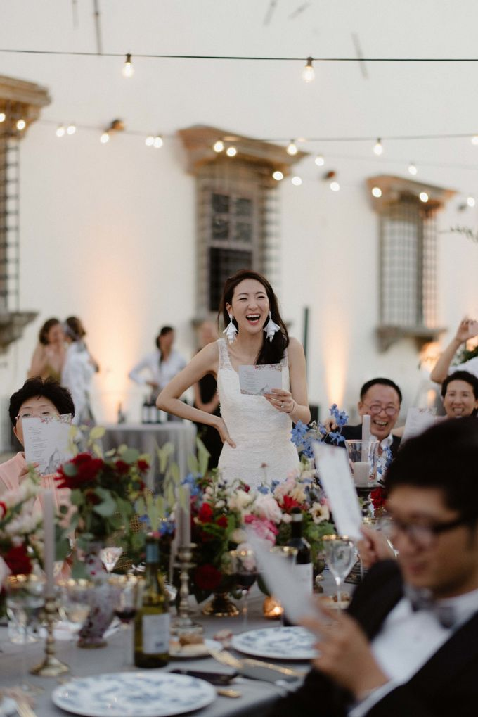 Asian wedding in Italy: when east meets Florence. by Chic Weddings - 036