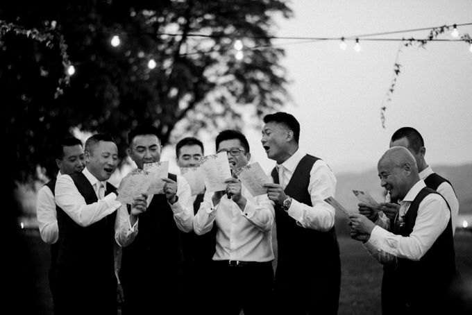 Asian wedding in Italy: when east meets Florence. by Chic Weddings - 041
