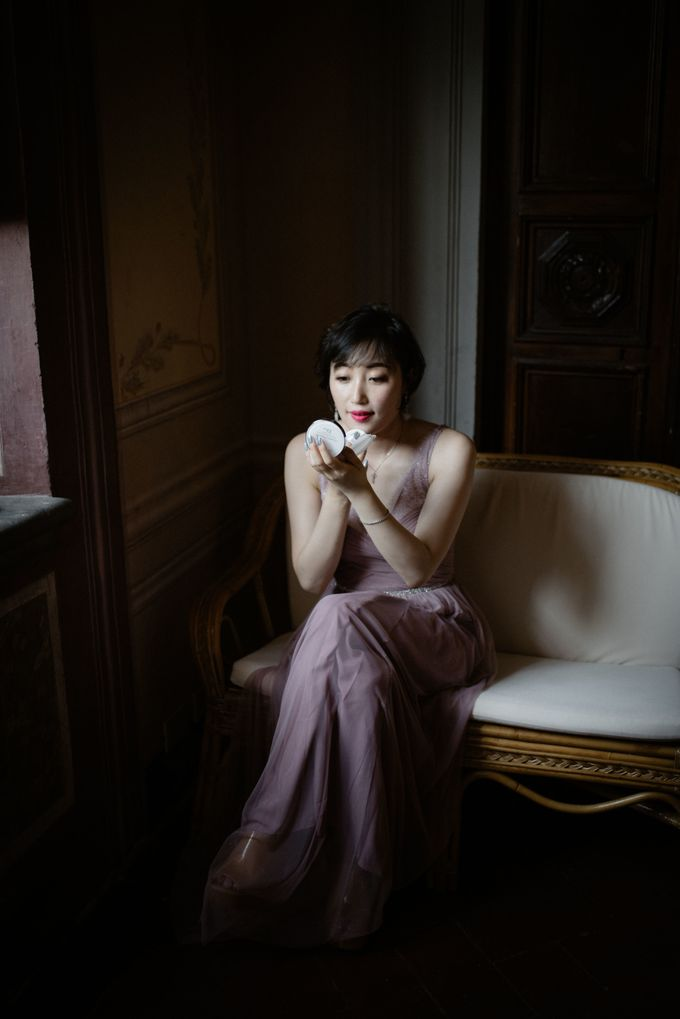 Asian wedding in Italy: when east meets Florence. by Chic Weddings - 005