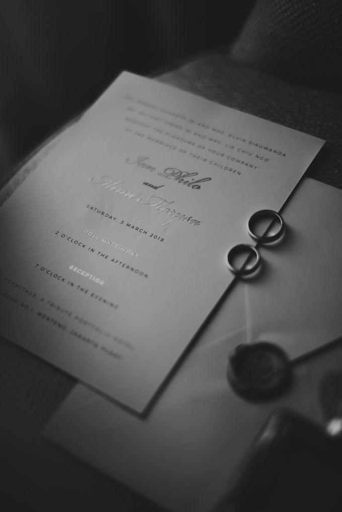 Mimi & Ian Wedding Ceremony by ATIPATTRA - 007