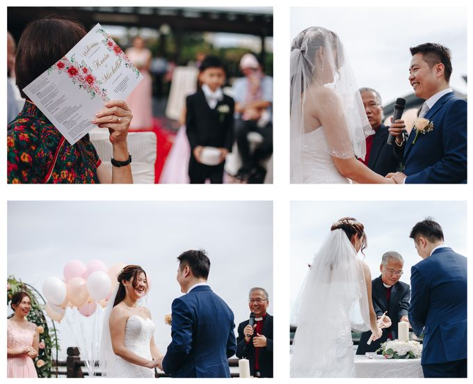 Lakeside Wedding by Photo by James Lee - 001