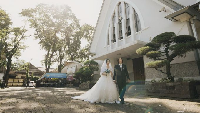 The Wedding of Michael & Amel by PlanMyDay Wedding Organizer - 008