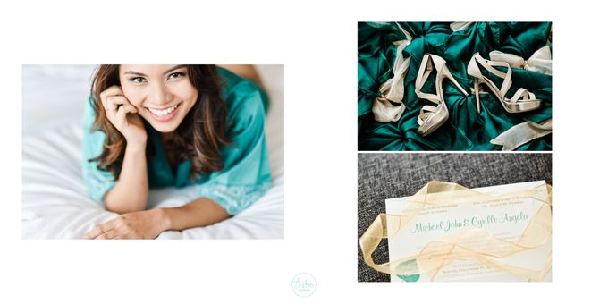 Michael and Cyrille Wedding by Aika Guerrero Photography - 004