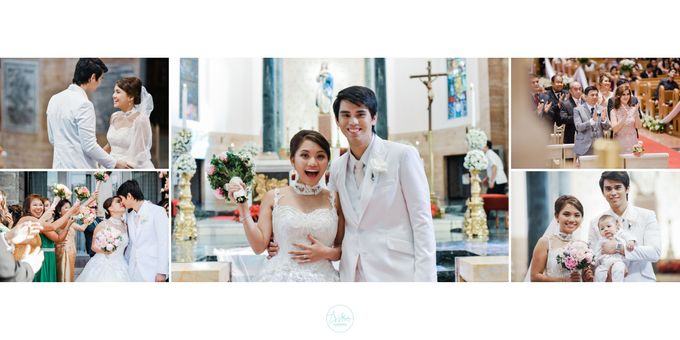 Michael and Cyrille Wedding by Aika Guerrero Photography - 013