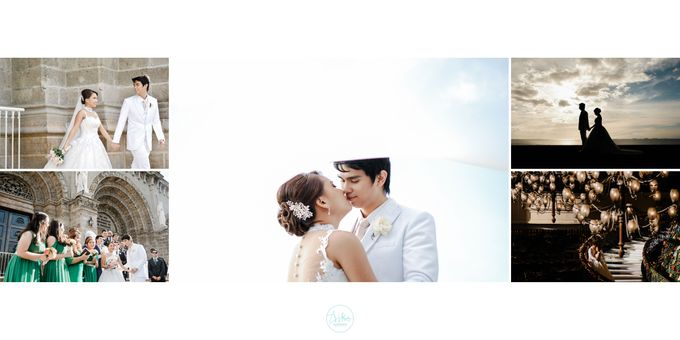 Michael and Cyrille Wedding by Aika Guerrero Photography - 014