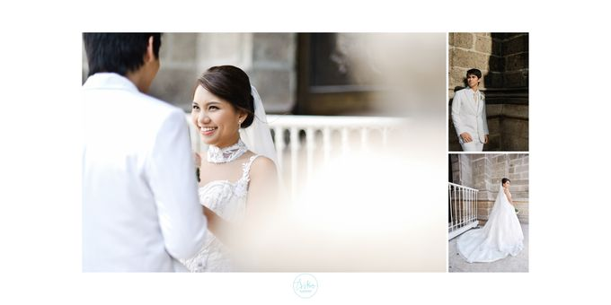 Michael and Cyrille Wedding by Aika Guerrero Photography - 015