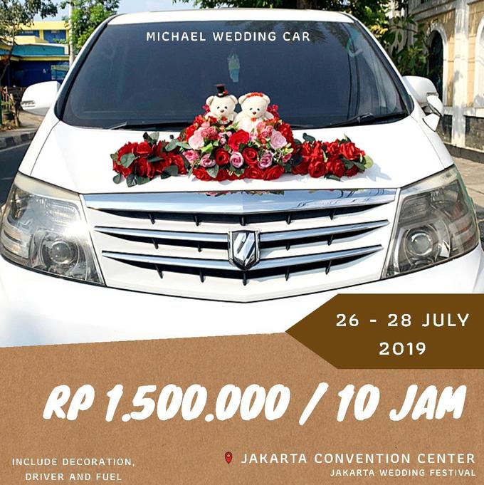 Jakarta Wedding Expo by Michael Wedding Car - 002