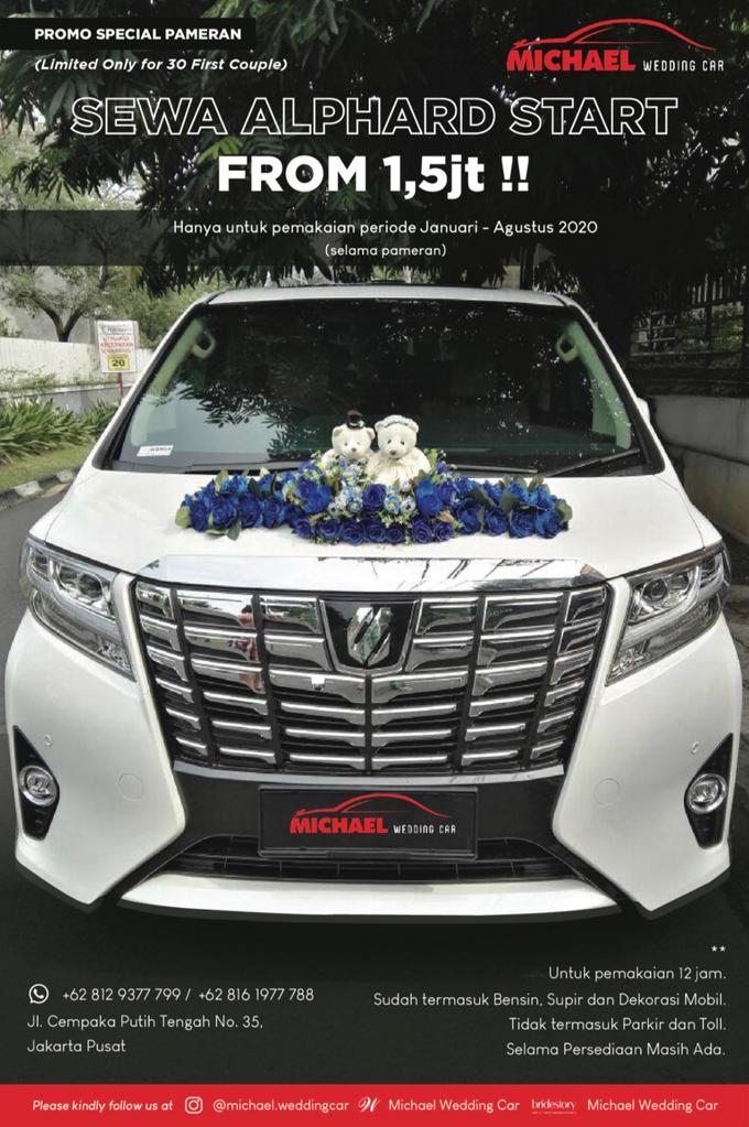 26-28 JULY 2019 EXHIBITION by Michael Wedding Car - 001