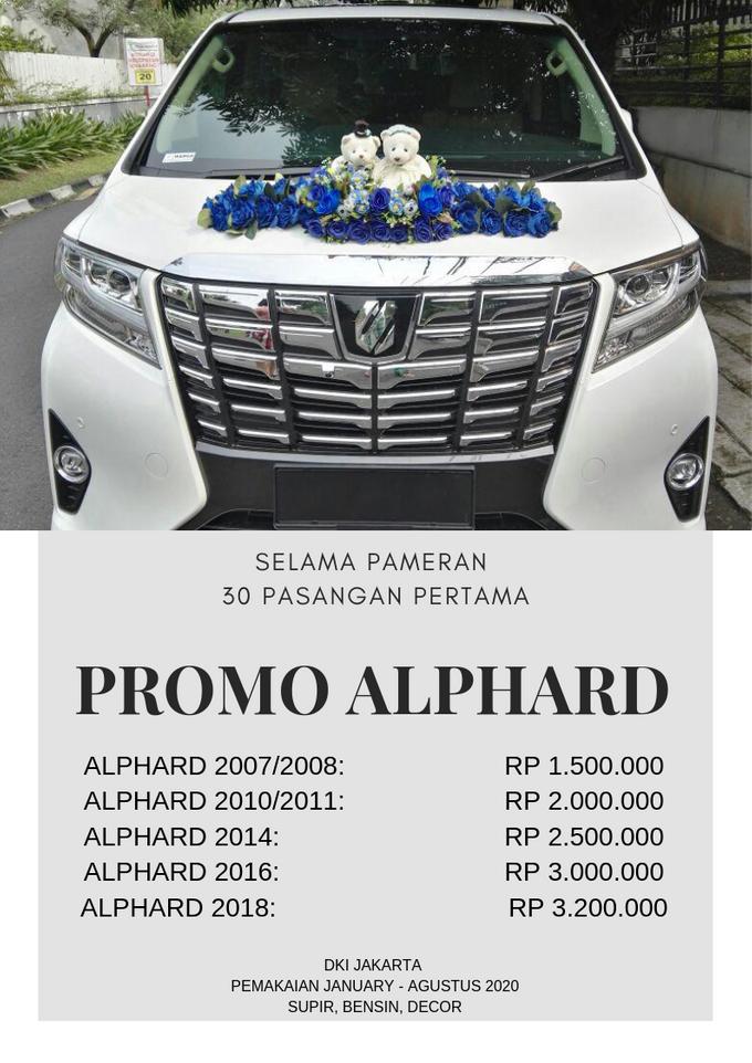 PRICELIST SELAMA PAMERAN by Michael Wedding Car - 001