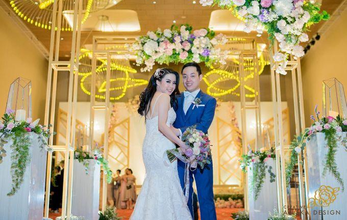 The Wedding of Michael & Villia by Bernardo Pictura - 006
