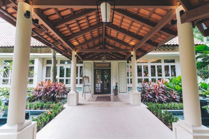 Shangri-La Hotel Solemnization by Shangri-La Hotel Singapore - 003