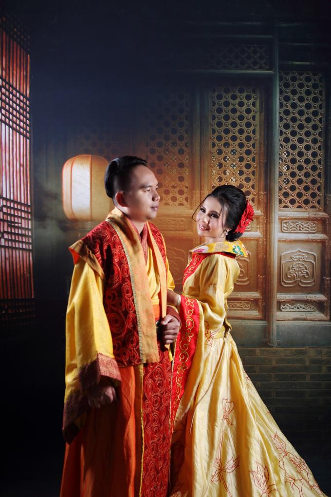 Prewedding of Yudi & Vivi by Michelle Bridal - 015