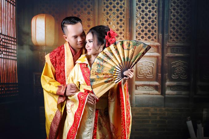 Prewedding of Yudi & Vivi by Michelle Bridal - 021