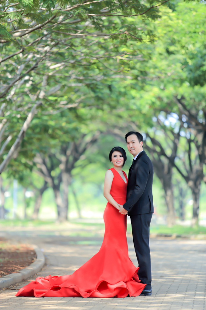 Prewedding of Retha & Paulus by Michelle Bridal - 018
