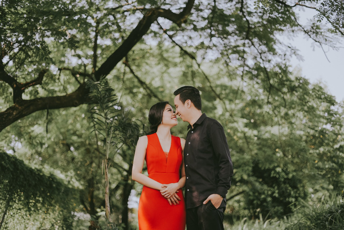 Prewedding of Ronald & Angel by Michelle Bridal - 002