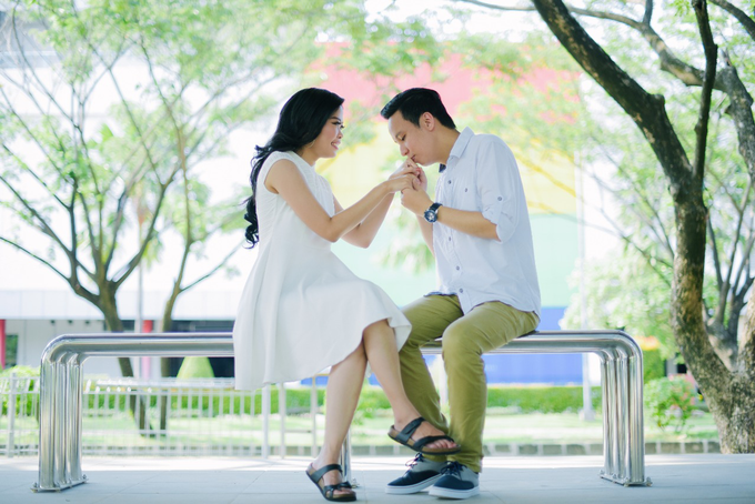 Prewedding of Ronald & Angel by Michelle Bridal - 004