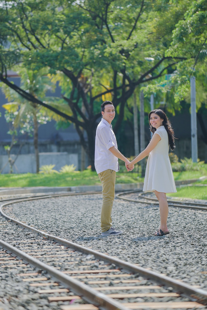 Prewedding of Ronald & Angel by Michelle Bridal - 005