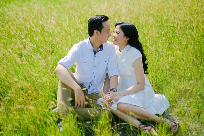 Prewedding of Ronald & Angel by Michelle Bridal - 003