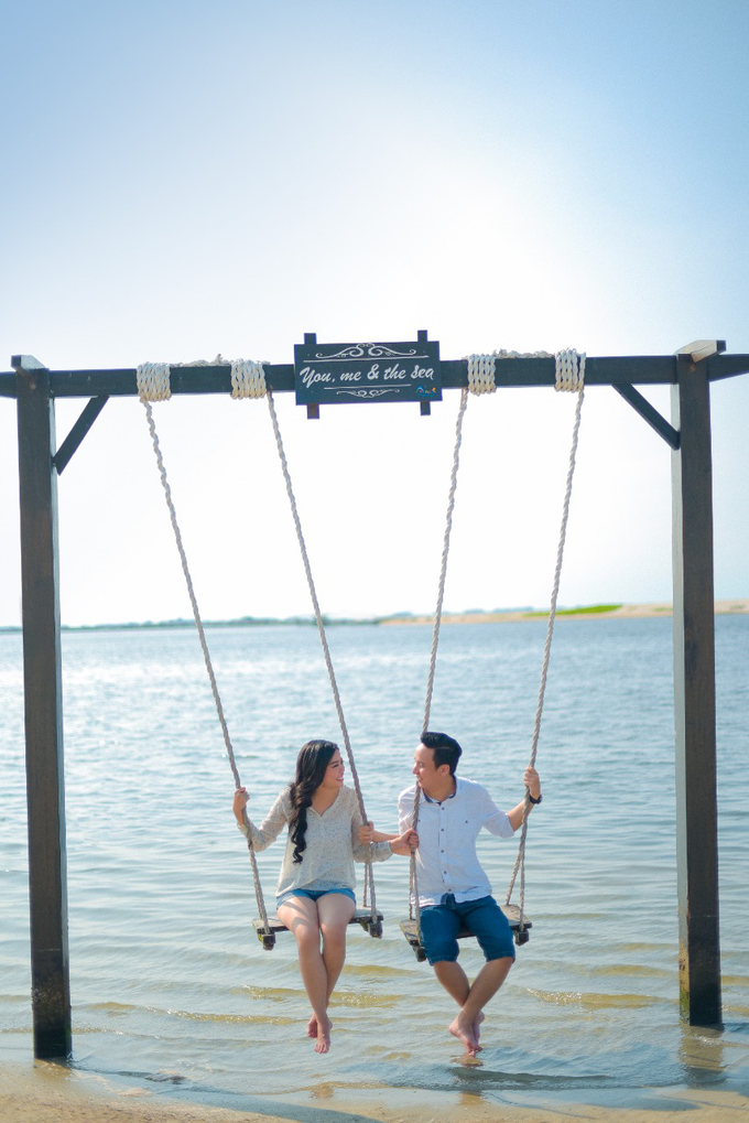 Prewedding of Ronald & Angel by Michelle Bridal - 007