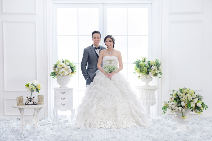 Prewedding of Ronald & Angel by Michelle Bridal - 010