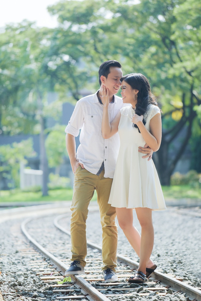 Prewedding of Ronald & Angel by Michelle Bridal - 006
