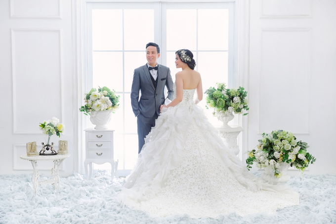 Prewedding of Ronald & Angel by Michelle Bridal - 011