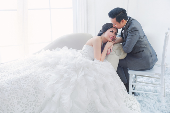 Prewedding of Ronald & Angel by Michelle Bridal - 014